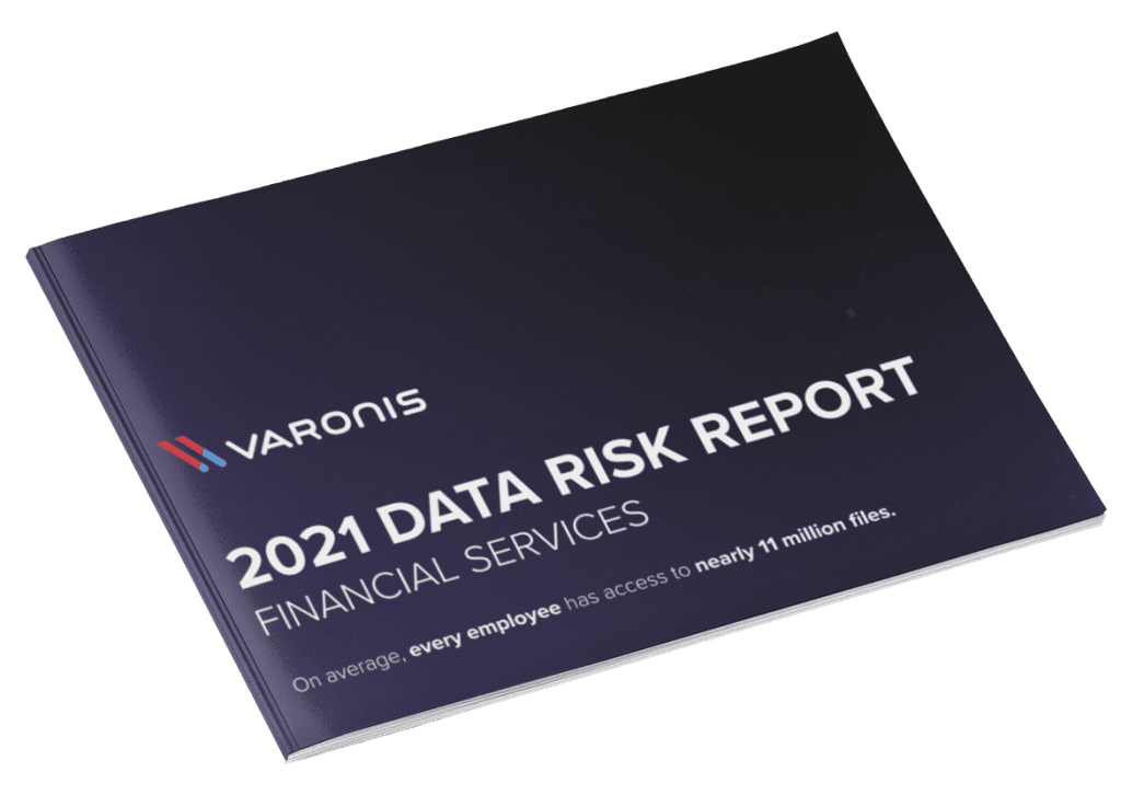 2021 Data Risk Report by Varonis